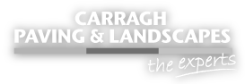 Carragh Paving & Landscapes – The Experts Logo